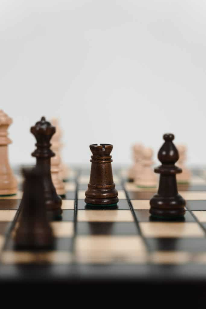 strategic techniques on chess