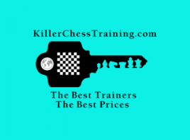 Killer Chess Training com - best coaches - best prices - company color
